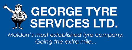 George Tyres Logo